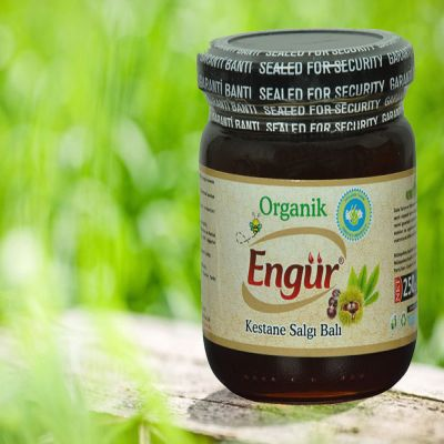 Organik Kestane Balı 250gr